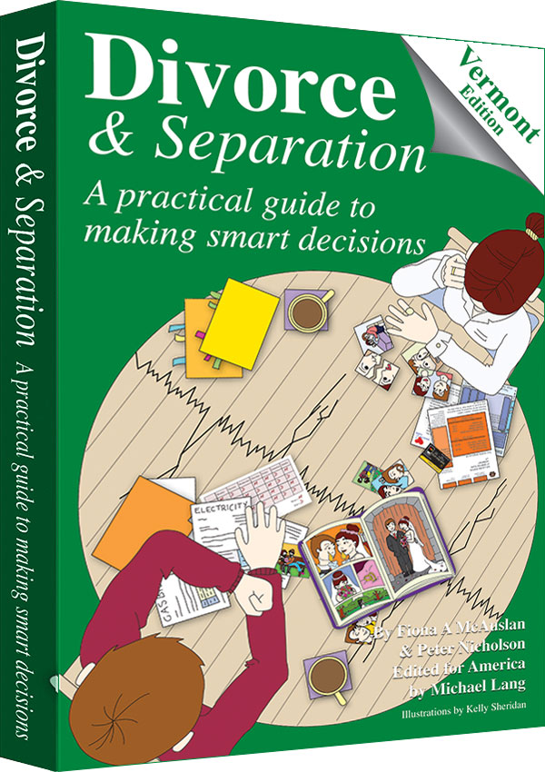 Divorce book vermont divorce and separation vermont edition is divided into eight sections solutioingenieria Gallery